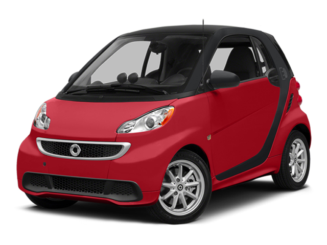 Rally Red 2014 smart fortwo electric drive Pictures fortwo electric drive Coupe 2D Electric photos front view
