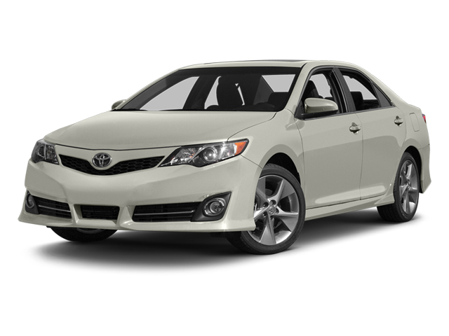 Creme Brulee Mica 2014 Toyota Camry Pictures Camry Sedan 4D LE I4 photos front view