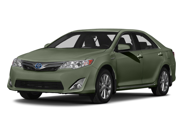 Cypress Pearl 2014 Toyota Camry Hybrid Pictures Camry Hybrid Sedan 4D LE I4 Hybrid photos front view