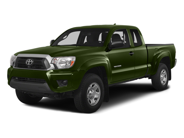 Spruce Mica 2014 Toyota Tacoma Pictures Tacoma Base Access Cab 2WD I4 photos front view