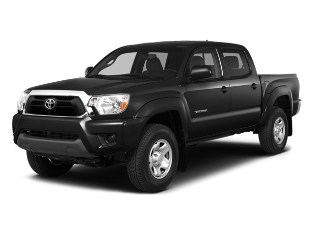 Black 2014 Toyota Tacoma Pictures Tacoma Base 4WD V6 photos front view