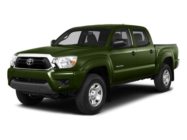 Spruce Mica 2014 Toyota Tacoma Pictures Tacoma Base 4WD V6 photos front view