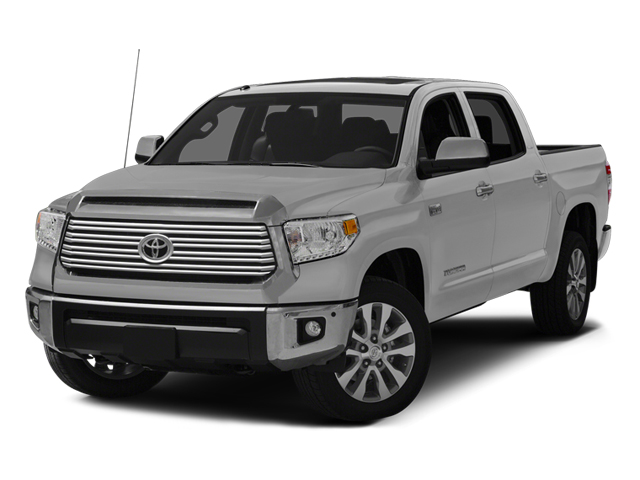 Silver Sky Metallic 2014 Toyota Tundra 4WD Truck Pictures Tundra 4WD Truck Limited 4WD 5.7L V8 photos front view