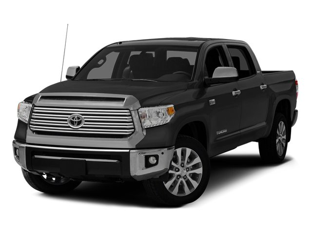 Attitude Black Metallic 2014 Toyota Tundra 4WD Truck Pictures Tundra 4WD Truck Limited 4WD 5.7L V8 photos front view
