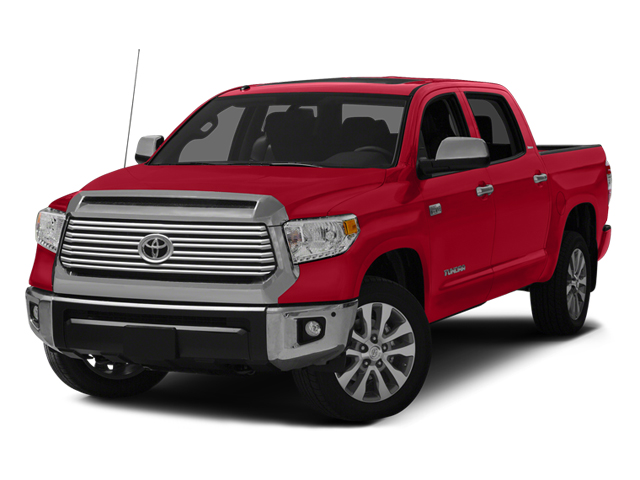 Radiant Red 2014 Toyota Tundra 4WD Truck Pictures Tundra 4WD Truck Limited 4WD 5.7L V8 photos front view