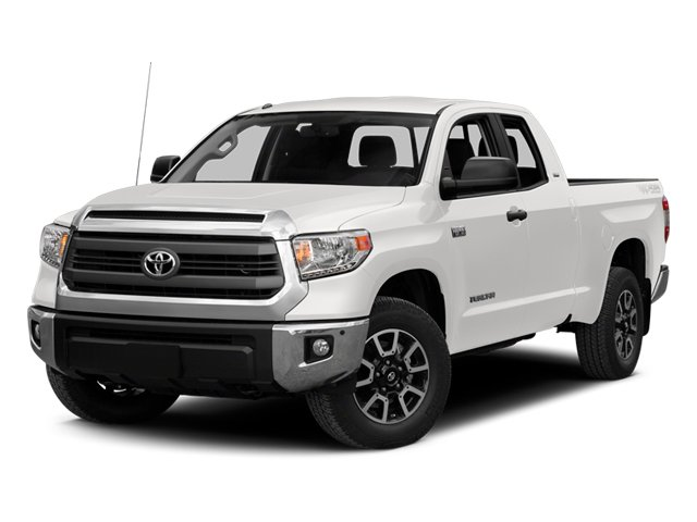 Super White 2014 Toyota Tundra 4WD Truck Pictures Tundra 4WD Truck Limited 4WD 5.7L V8 photos front view