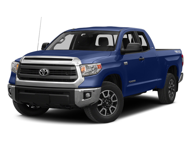 Blue Ribbon Metallic 2014 Toyota Tundra 4WD Truck Pictures Tundra 4WD Truck Limited 4WD 5.7L V8 photos front view