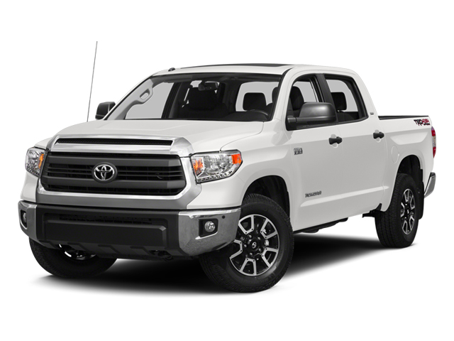 Super White 2014 Toyota Tundra 4WD Truck Pictures Tundra 4WD Truck SR5 4WD 5.7L V8 photos front view