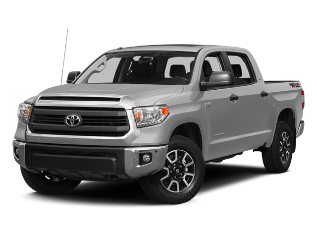 Silver Sky Metallic 2014 Toyota Tundra 4WD Truck Pictures Tundra 4WD Truck SR5 4WD 5.7L V8 photos front view