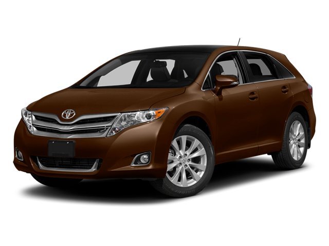 Sunset Bronze Mica 2014 Toyota Venza Pictures Venza Wagon 4D LE 2WD I4 photos front view