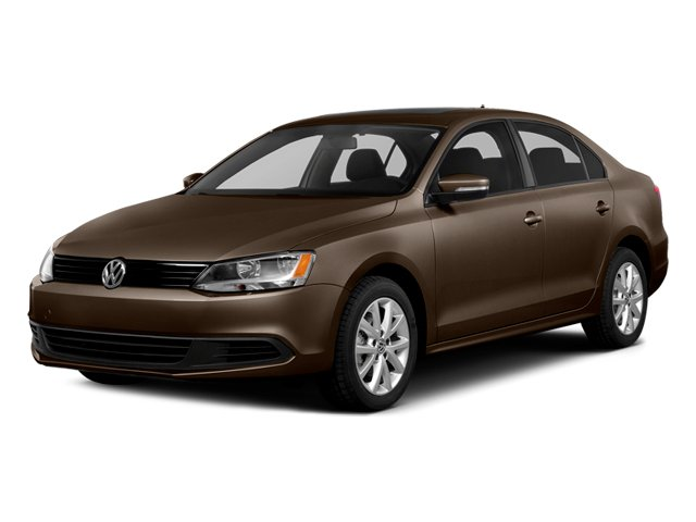 Toffee Brown Metallic 2014 Volkswagen Jetta Sedan Pictures Jetta Sedan 4D TDI I4 photos front view