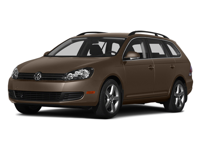 Toffee Brown Metallic 2014 Volkswagen Jetta SportWagen Pictures Jetta SportWagen Wagon 4D SE I5 photos front view