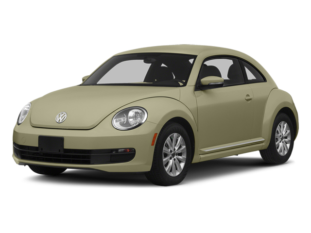 Moonrock Silver Metallic 2014 Volkswagen Beetle Coupe Pictures Beetle Coupe 2D 1.8T I4 Turbo photos front view