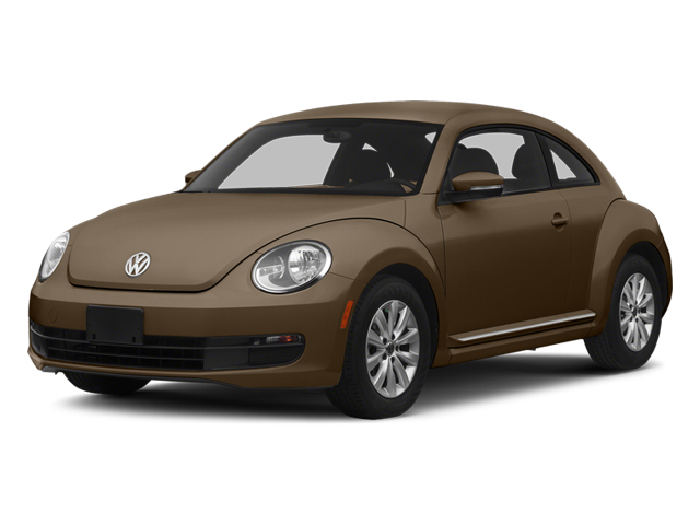 Toffee Brown Metallic 2014 Volkswagen Beetle Coupe Pictures Beetle Coupe 2D 1.8T I4 Turbo photos front view