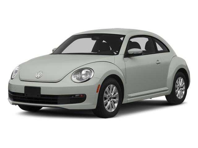 Reflex Silver Metallic 2014 Volkswagen Beetle Coupe Pictures Beetle Coupe 2D 2.5 Entry I5 photos front view