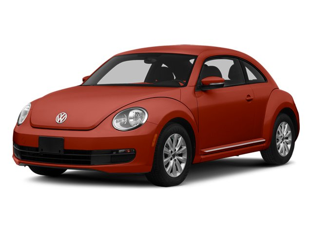 Tornado Red 2014 Volkswagen Beetle Coupe Pictures Beetle Coupe 2D 2.5 Entry I5 photos front view