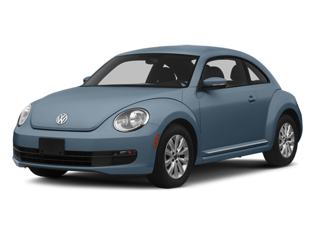 Denim Blue 2014 Volkswagen Beetle Coupe Pictures Beetle Coupe 2D 1.8T I4 Turbo photos front view