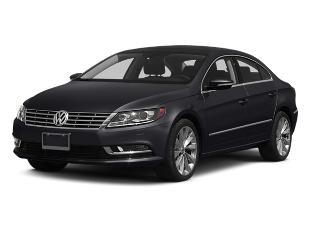 Deep Black Pearl 2014 Volkswagen CC Pictures CC Sedan 4D Sport I4 Turbo photos front view