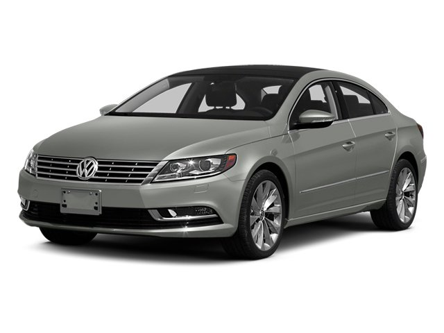 Reflex Silver Metallic 2014 Volkswagen CC Pictures CC Sedan 4D Sport I4 Turbo photos front view