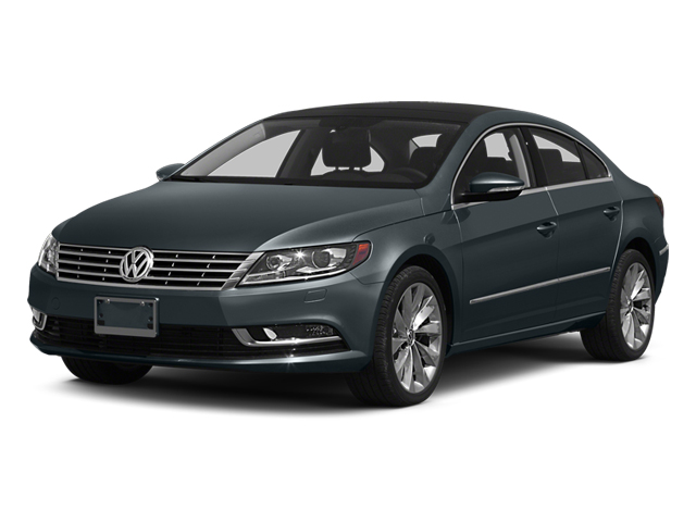 Island Gray Metallic 2014 Volkswagen CC Pictures CC Sedan 4D Sport I4 Turbo photos front view