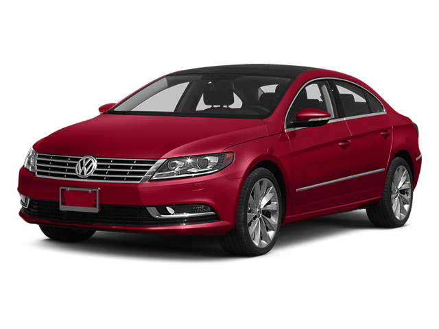 Fortana Red 2014 Volkswagen CC Pictures CC Sedan 4D Sport I4 Turbo photos front view
