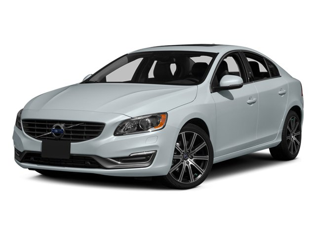 Ice White 2014 Volvo S60 Pictures S60 Sedan 4D T6 AWD I6 Turbo photos front view