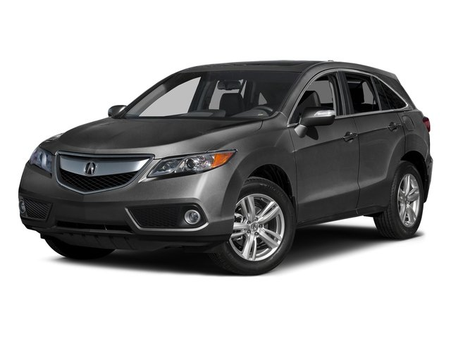 Graphite Luster Metallic 2015 Acura RDX Pictures RDX Utility 4D Technology 2WD V6 photos front view