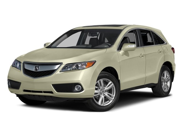 White Diamond Pearl 2015 Acura RDX Pictures RDX Utility 4D Technology 2WD V6 photos front view