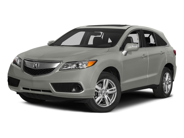 Silver Moon 2015 Acura RDX Pictures RDX Utility 4D 2WD V6 photos front view
