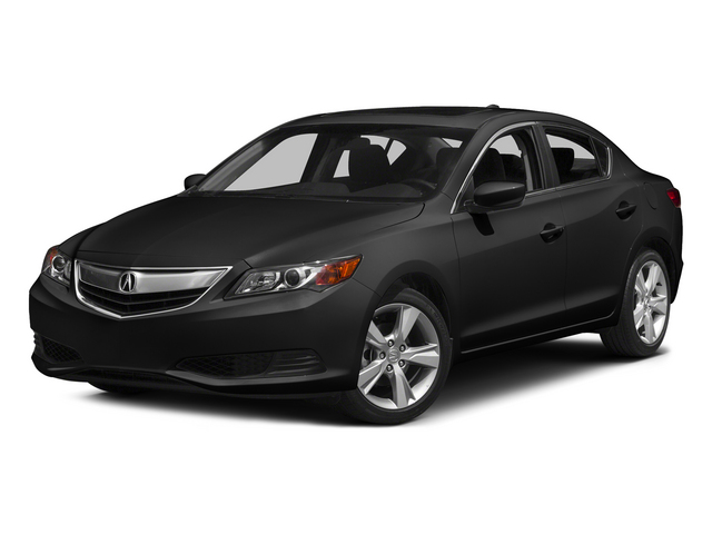 Crystal Black Pearl 2015 Acura ILX Pictures ILX Sedan 4D I4 photos front view