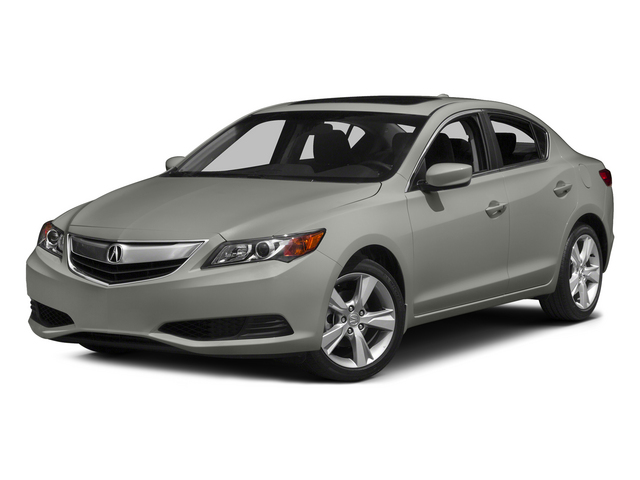 Silver Moon Metallic 2015 Acura ILX Pictures ILX Sedan 4D I4 photos front view