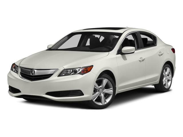 Bellanova White Pearl 2015 Acura ILX Pictures ILX Sedan 4D I4 photos front view