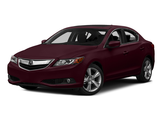Crimson Garnet 2015 Acura ILX Pictures ILX Sedan 4D Premium I4 photos front view