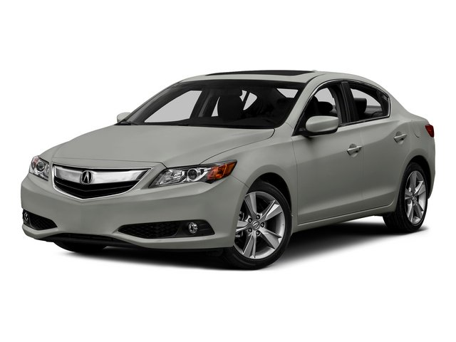 Silver Moon Metallic 2015 Acura ILX Pictures ILX Sedan 4D Premium I4 photos front view