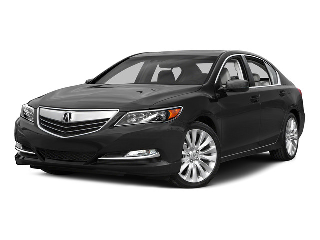 Graphite Luster Metallic 2015 Acura RLX Pictures RLX Sedan 4D Technology V6 photos front view