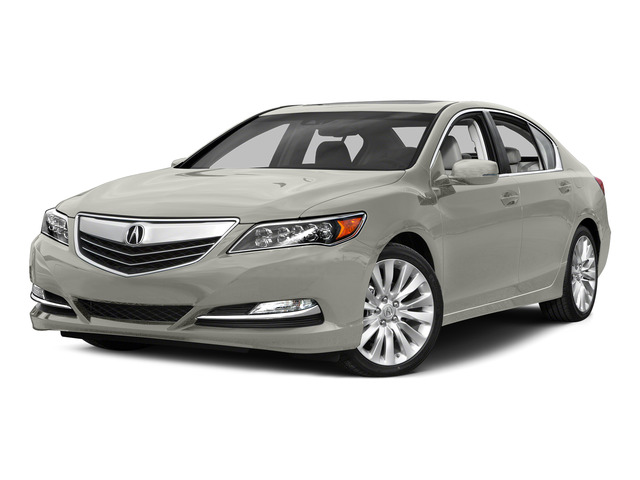 Bellanova White Pearl 2015 Acura RLX Pictures RLX Sedan 4D Navigation V6 photos front view