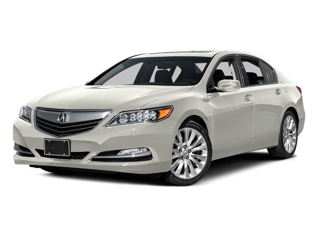 Bellanova White Pearl 2015 Acura RLX Pictures RLX Sedan 4D Advance V6 photos front view