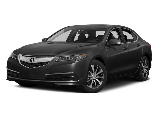 Graphite Luster Metallic 2015 Acura TLX Pictures TLX Sedan 4D I4 photos front view