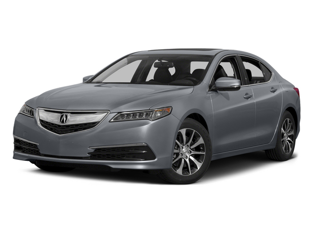 Slate Silver Metallic 2015 Acura TLX Pictures TLX Sedan 4D I4 photos front view