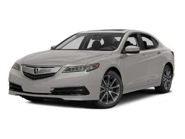 Bellanova White Pearl 2015 Acura TLX Pictures TLX Sedan 4D Technology V6 photos front view