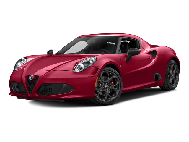 Rosso Alfa 2015 Alfa Romeo 4C Pictures 4C Coupe 2D Launch Edition I4 Turbo photos front view