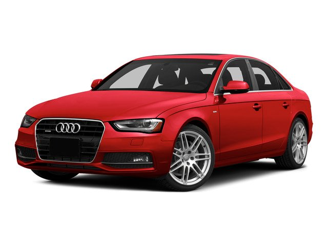 Misano Red Pearl Effect 2015 Audi A4 Pictures A4 Sedan 4D 2.0T Prestige 2WD photos front view