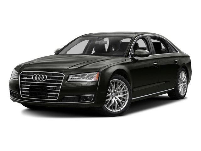 Havanna Black Metallic 2015 Audi A8 L Pictures A8 L Sedan 4D TDI L AWD V6 photos front view