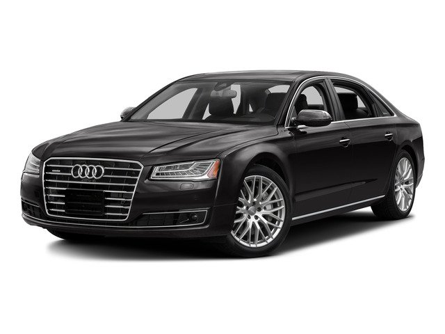 Oolong Gray Metallic 2015 Audi A8 L Pictures A8 L Sedan 4D TDI L AWD V6 photos front view
