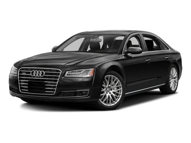 Phantom Black Pearl Effect 2015 Audi A8 L Pictures A8 L Sedan 4D 4.0T L AWD V8 Turbo photos front view