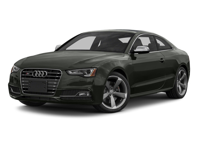 Daytona Gray Pearl Effect 2015 Audi S5 Pictures S5 Coupe 2D S5 Premium Plus AWD photos front view