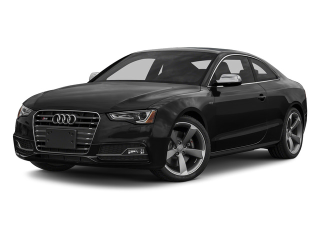 Brilliant Black 2015 Audi S5 Pictures S5 Coupe 2D S5 Premium Plus AWD photos front view