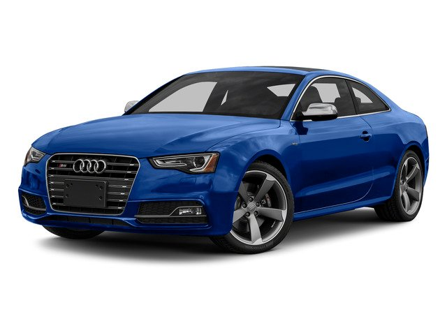 Sepang Blue Pearl Effect 2015 Audi S5 Pictures S5 Coupe 2D S5 Premium Plus AWD photos front view