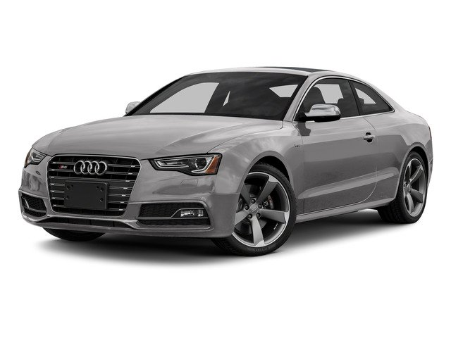 Floret Silver Metallic 2015 Audi S5 Pictures S5 Coupe 2D S5 Premium Plus AWD photos front view