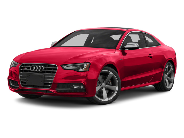 Misano Red Pearl Effect 2015 Audi S5 Pictures S5 Coupe 2D S5 Premium Plus AWD photos front view